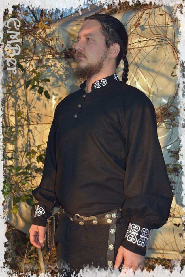 Solt ing fekete-fehér fő